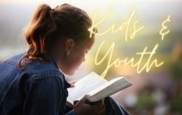 Youth*We are passionate about seeing our young people enjoying life, and growing in their own faith*